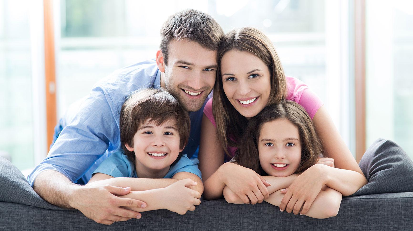 οικογενειακή ασφάλιση Προστασία FAMILY